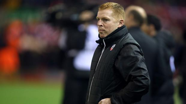 Bolton boss Neil Lennon, pictured, hopes Andy Kellett makes the most of his loan spell at Manchester United