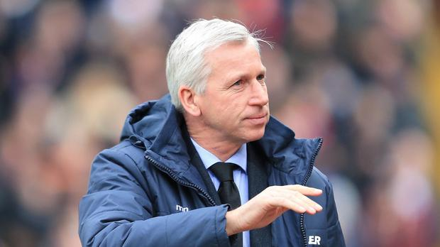 Crystal Palace manager Alan Pardew concedes Wednesday's clash with former club Newcastle will be