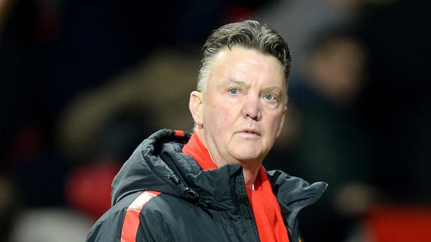 Louis Van Gaal is looking to strengthen his midfield