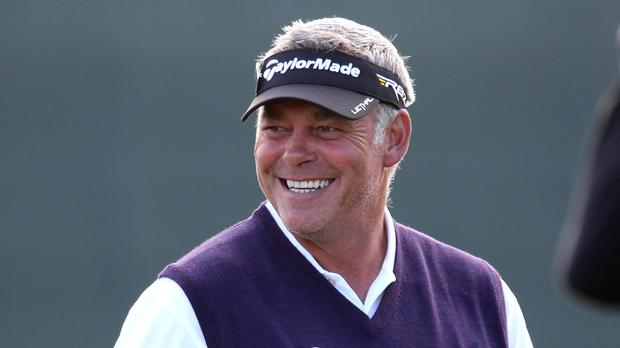 Darren Clarke will lead Europe at Hazeltine next year