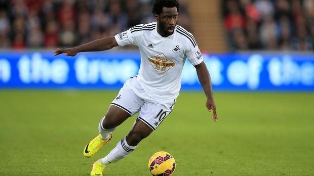 Wilfried Bony could make his Manchester City debut against Newcastle this weekend