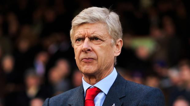 Arsenal manager Arsene Wenger's side were almost pegged back by Crystal Palace