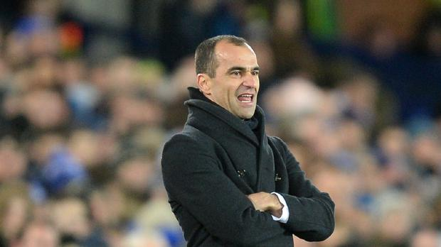 Everton manager Roberto Martinez refuses to play the numbers game in terms of his side's results
