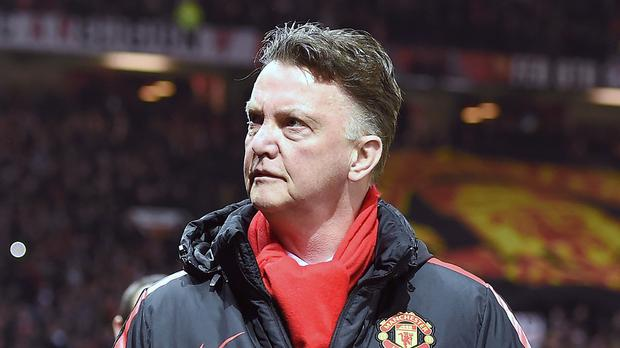 Louis van Gaal is determined to finish as high as possible in the Premier League