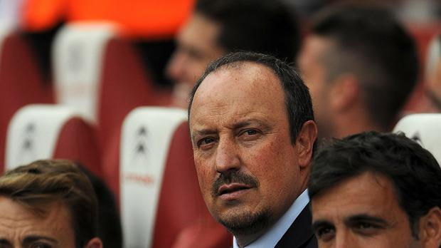 Former Liverpool and Chelsea boss Rafael Benitez is in his second season in charge of Serie A side Napoli