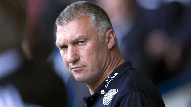 Nigel Pearson's Leicester side have won four straight games in the Barclays Premier League