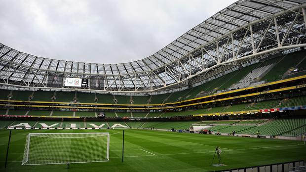 The Republic of Ireland will host Northern Ireland in June