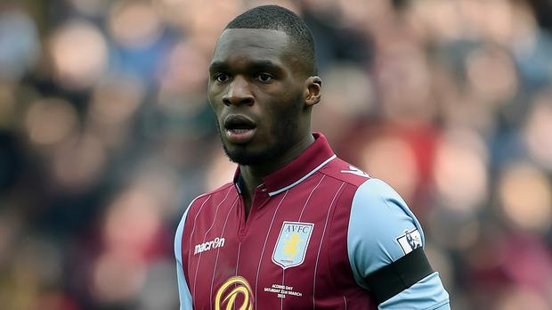 Christian Benteke's agent says the Belgian striker is focused solely on Aston Villa