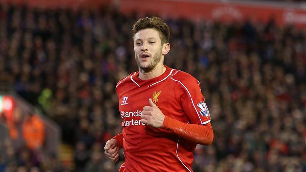 Adam Lallana wants Liverpool to end their season on a high