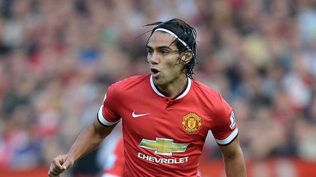 Radamel Falcao could leave Manchester United this summer
