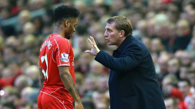 Kevin Keegan believes Brendan Rodgers placed too much expectation on Raheem Sterling this season