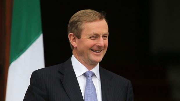 Ireland's Taoiseach Enda Kenny has weighed into the FIFA controversy