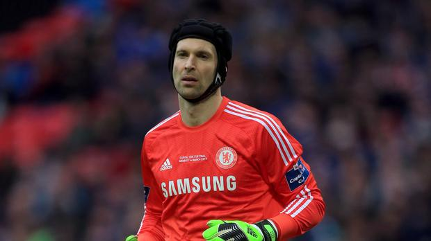 Petr Cech has been linked with a move away from Stamford Bridge