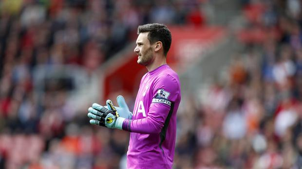 Hugo Lloris has broken his wrist