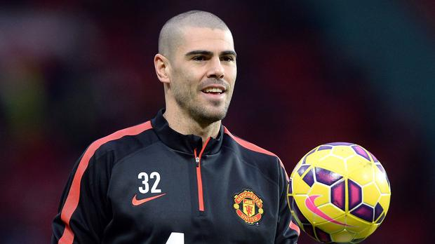 Victor Valdes is set to leave Manchester United