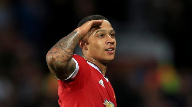 Memphis Depay could become an Old Trafford hit after his first two goals in Manchester United's 3-1 victory over Club Brugge