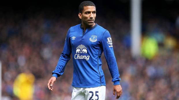 Aaron Lennon has returned to Everton on a permanent deal