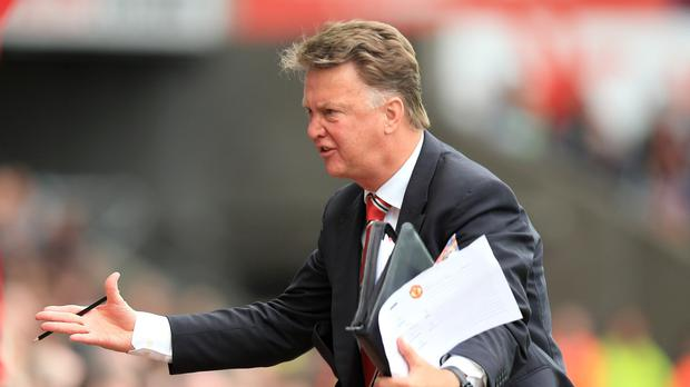 Louis van Gaal, pictured, reportedly admitted the fee paid for Anthony Martial was 'ridiculous'