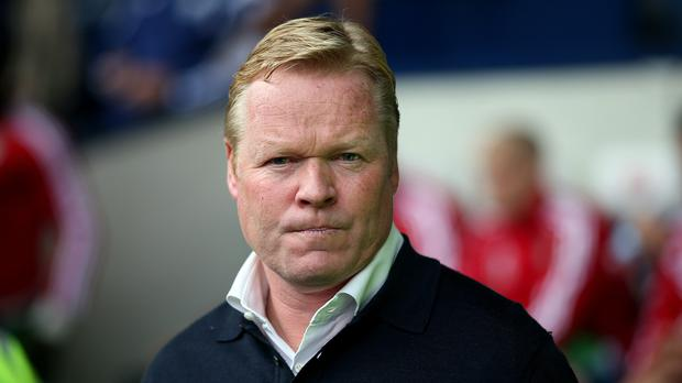 Ronald Koeman's contract as Southampton manager has another 18 months to run