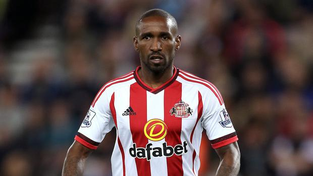 Sunderland striker Jermain Defoe is targeting victory over former club West Ham