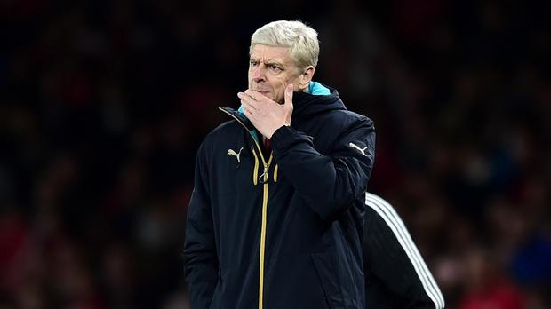 Arsenal manager Arsene Wenger hit back at criticism of his team as 'very, very, very, very boring'