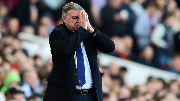 Sunderland manager Sam Allardyce is gearing up for a