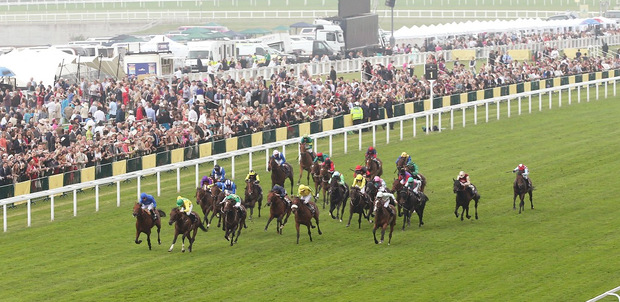 Richard Fahey has been mopping up with his two-yearolds of late. Photo: Stock Image