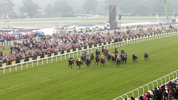 Keith Dalgleish is normally a good man to follow at Ayr's Western Meeting - which kicks off today - and he can take the opening-day feature, the William Hill Doonside Cup Stakes, with What's The Story. (stock photo)