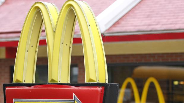 A thief who stole a woman's tablet computer in McDonald's has been given an eight-month suspended sentence.