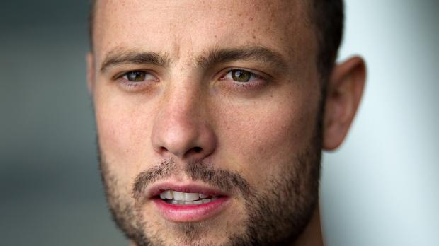 Pistorius is serving a five-year prison sentence after being convicted of culpable homicide