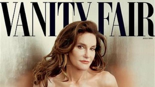 The July issue of Vanity Fair features Bruce Jenner debuting as a transgender woman named Caitlyn Jenner, in a photo by Annie Leibovitz (Annie Leibovitz/Vanity Fair/AP)