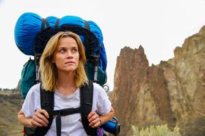 """Reese Witherspoon in a scene from the film, """"Wild."""""""