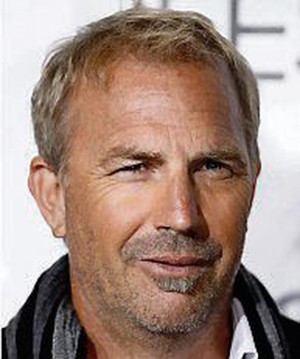 Kevin Costner. Photo: AP/Matt Sayles, Evan Agostini