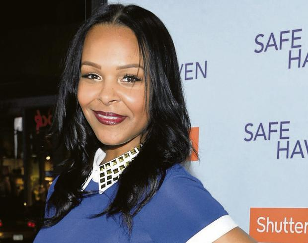 STRIVING: Singer Samantha Mumba, who is looking to re-establish herself. Photo: Getty Images