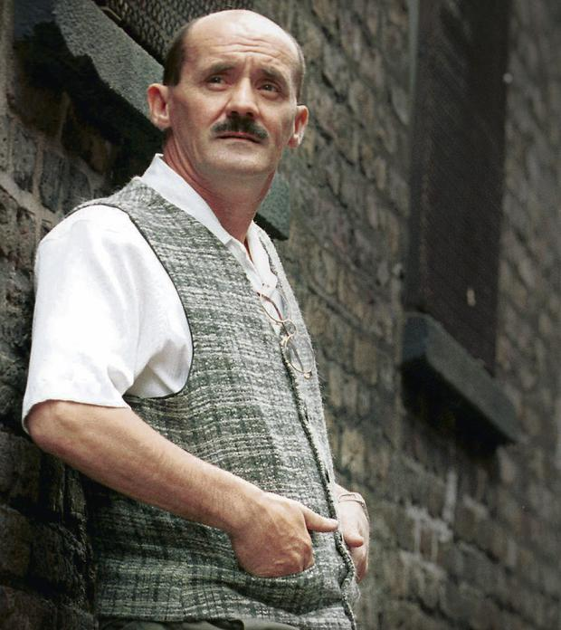 Brendan O'Carroll. Photo: Gerry Mooney