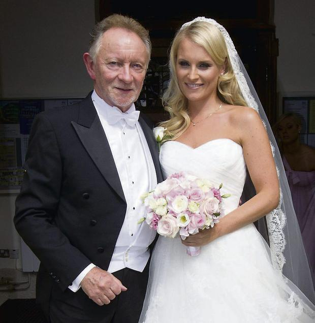 'VERY PROUD': Phil Coulter and daughter Dominique