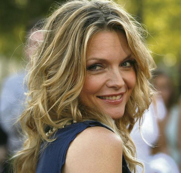 STUBBORN: Michelle Pfeiffer turned down top roles