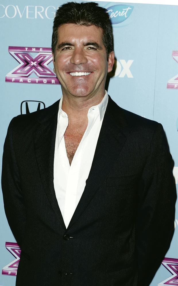 Simon Cowell. Photo: Getty