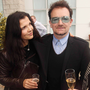 Bono and wife Ali Bono and his wife, Ali Hewson, are regular racegoers on St Stephen's Day