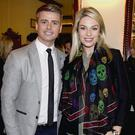 Brian Ormond and Pippa O'Connor. Photo: Kyran O'Brien