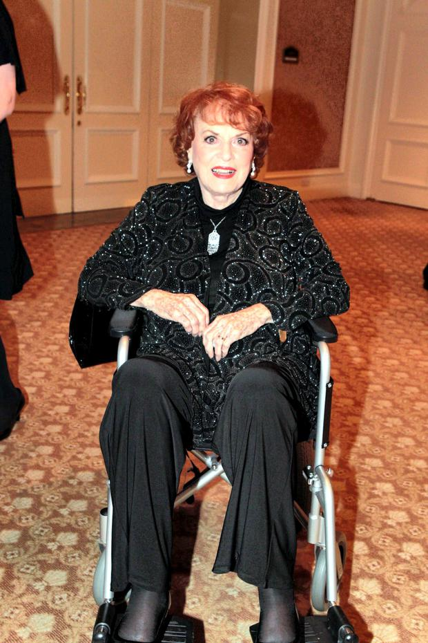 Maureen O'Hara. Photo: Arthur Carron/Collins