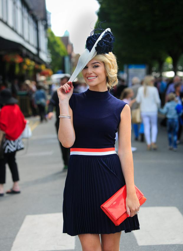 6a7802927cd8 Model mum Pippa O'Connor to miss out on Ronan Keating and Storm's ...