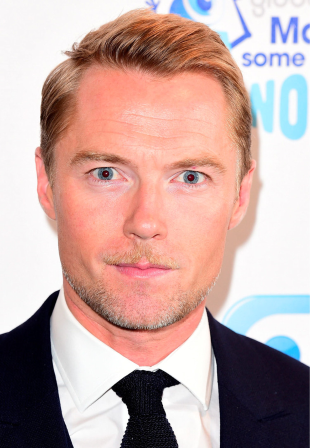 Ronan Keating. Photo: PA