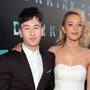American Animals star Barry Keoghan, with his girlfriend Shona Guerin
