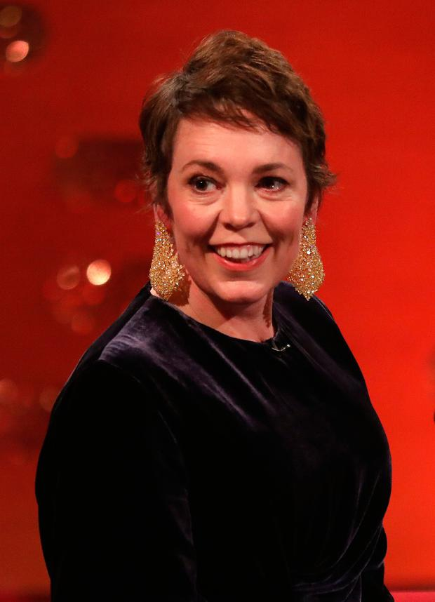 Olivia Colman stars in The Crown