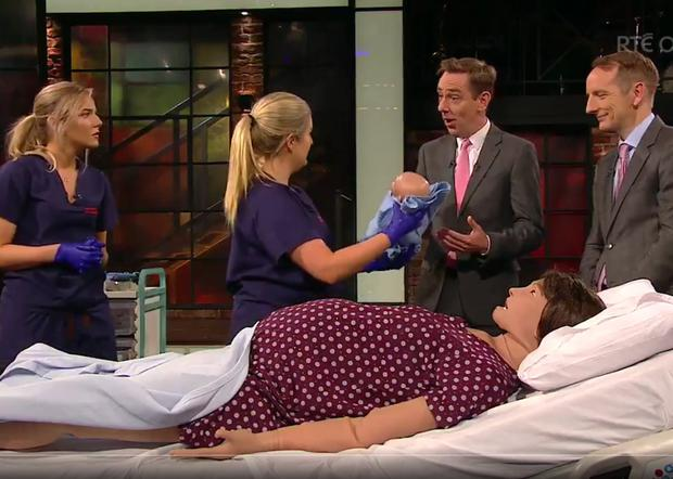 The segment on the Late Late Show that has caused controversy and complaints