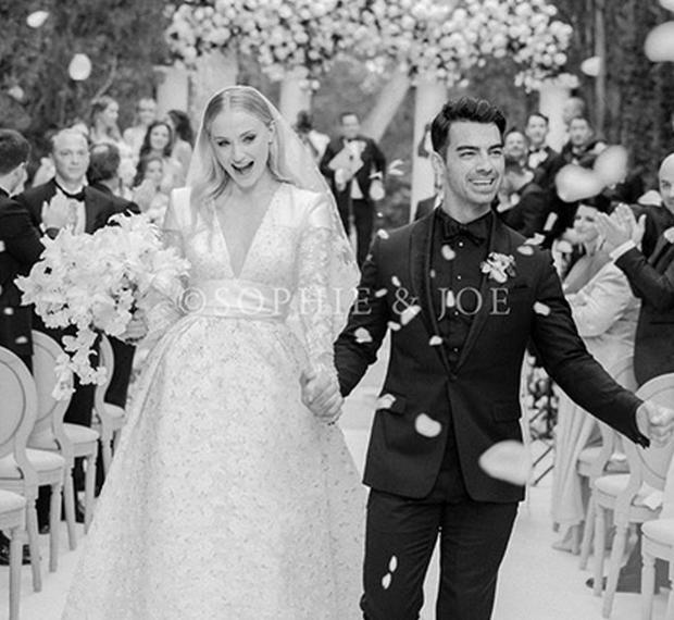 Sophie Turner and husband Joe Jonas