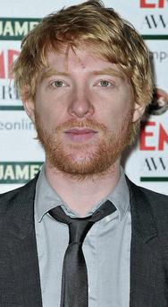 Domhnall Gleeson. Photo: Gareth Cattermole/Getty Images