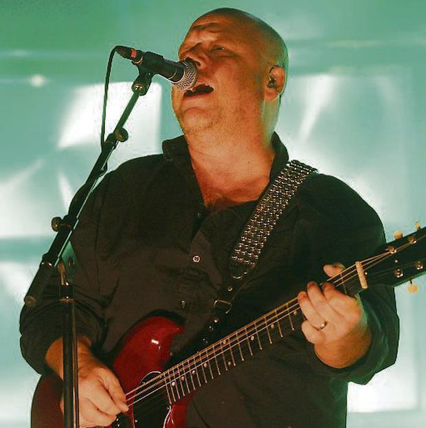 Poppiness: Black Francis of the 1980s American rock band the Pixies