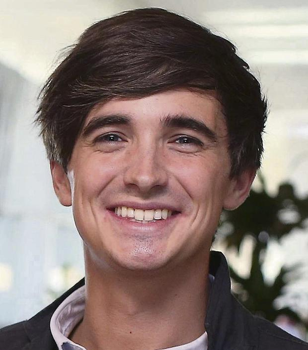 Chef Donal Skehan. Photo: Damien Eagers